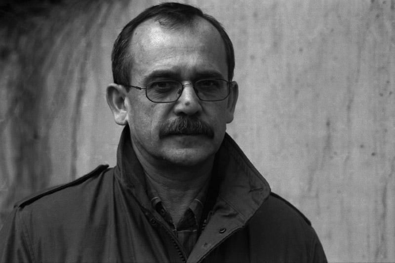 Wojciech Jagielski [fot. Elżbieta Lempp, źródło: WBP Opole]