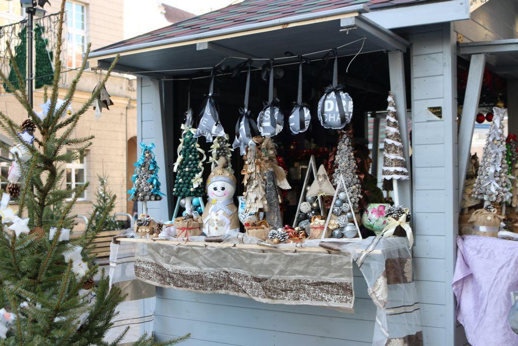 Jarmark Bożonarodzeniowy na opolskim rynku  znamy program wydarzeń