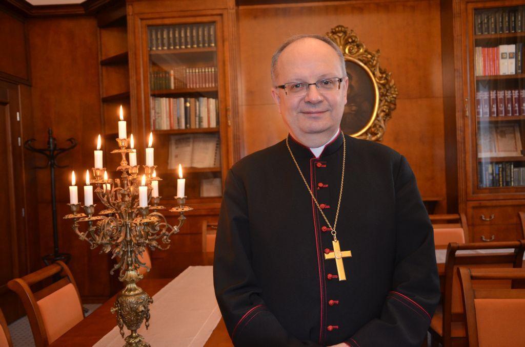10 lat temu odbył się ingres biskupa Andrzeja Czai